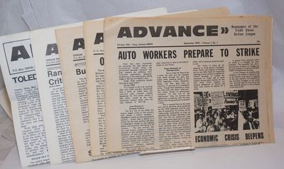 Gary, Indiana; Birmingham, Alabama: Trade Union Action League National Organizing Committee, 1984. S...