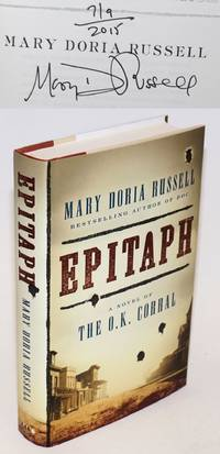 image of Epitaph: a novel of the O.K. Corral [signed]