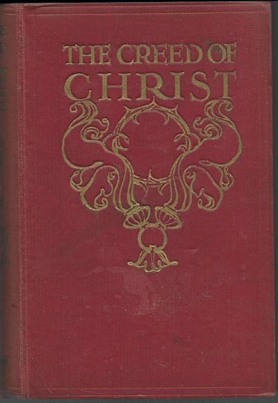 CREED OF CHRIST, Holmes, Edmond