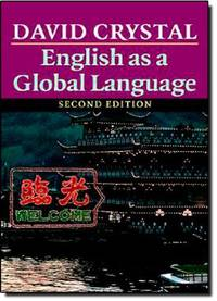 English as a Global Language by David Crystal - Paperback - from World of Books Ltd and Biblio.co.uk