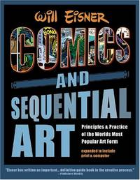 image of Comics and Sequential Art