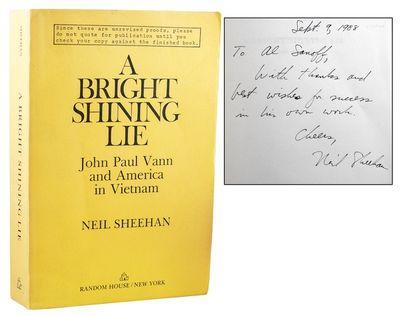 NY: Random House. (1988). The uncorrected proof copy of his landmark volume, winner of both the Puli...