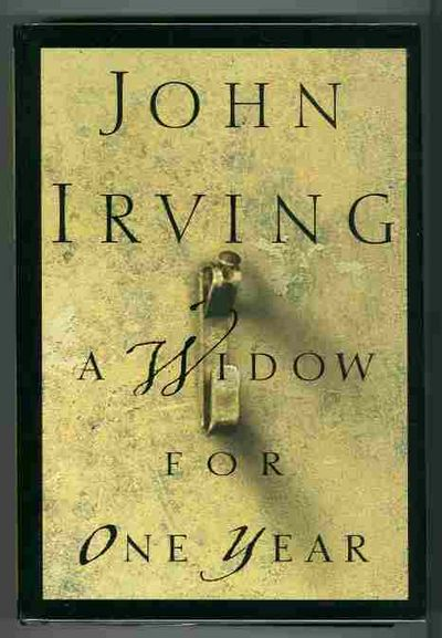 NY: Random House, 1998. First US trade edition, first prnt. Signed by Irving on the half-title page....