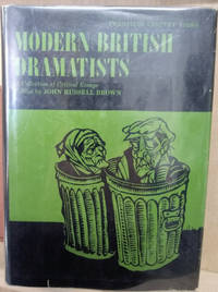 Modern British Dramatists:  A Collection of Critical Essays