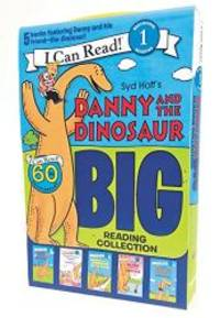 Danny and the Dinosaur: Big Reading Collection (I Can Read Level 1) by Syd Hoff - Paperback - 2017-09-26 - from Books Express and Biblio.com
