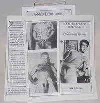Added Dimensions Publishing brochures [four advertising brochures/catalogs]