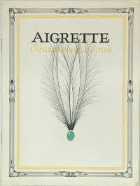 Aigrette Enameled Book