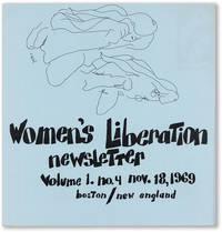Women's Liberation Newsletter - Vol.1, No.4 (November 18, 1969)