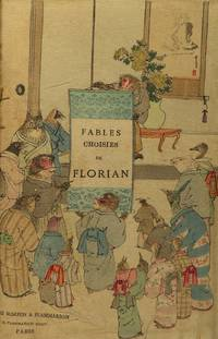 image of Fables choisies de J.-P. Claris de Florian. Illustrees par des artistes Japonais. Deuxieme serie. Tokio.