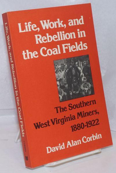 Urbana: University of Illinois Press, 1981. Paperback. xix, 294p., wraps, very good condition. The w...