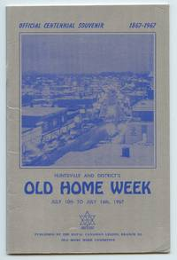 image of Huntsville and District's Old Home Week, July 10th to July 16th, 1967