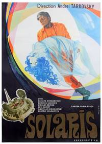Solaris (Original Russian poster for the 1972 film)