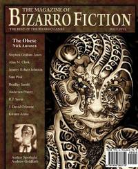 The Magazine of Bizarro Fiction (Issue Five) (Signed)