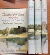 Jauche und Levkojen Nirgendwo ist Poenichen Die Quints by Christine Bruckner (Hardcover 1990)