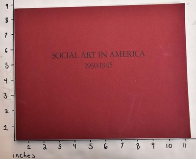 New York: ACA Galleries, 1981. Softbound. VG. Red stapled wraps. 61 pp. 63 bw plates. Issued in conj...