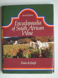 image of Encyclopaedia of South African wine