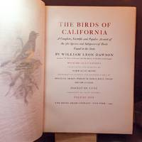 The birds of California: a complete, scientific, and popular account of the 580 species of birds found in the state.