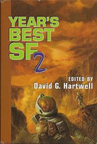 Year's Best SF 2 by David G. Hartwell - Hardcover - first hard cover - 1997-07-05 - from Bujoldfan (SKU: 061118019781568654386cgb)