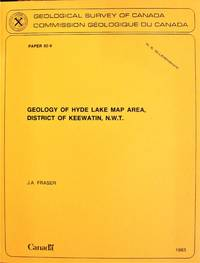 Geology of Hyde Lake Map Area, District of Keewatin, N.W.T.