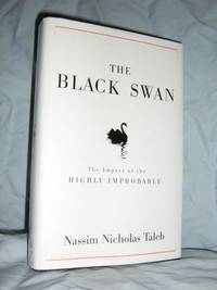 The Black Swan by  Nassin Nicholas Taleb - Hardcover - Later Printing - 2007 - from Brass DolphinBooks and Biblio.com