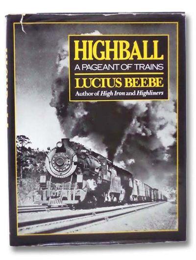 Bonanza Books, 1982. Reissue. Large Hardcover. Near Fine/Very Good. Tears along top edge of jacket, ...