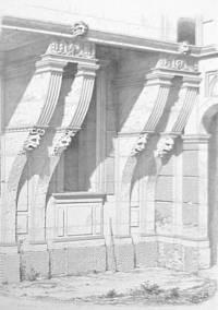 L'Art architectural en France depuis Francois I jusqu'a Louis XVI.