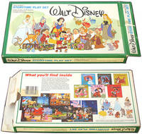 Walt Disney Tell-A-Tale Storytime Play Set (boxed set)