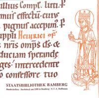 Staatsbibliothek Bamberg. Handschriften - Buchdruck um 1500 in Bamberg -  E. T. A. Hoffmann.