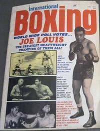 International Boxing - April 1974