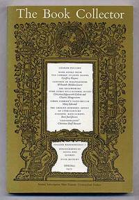 The Book Collector: Volume 26 #1 Spring 1977