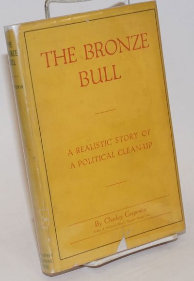 Boston: Christopher Publishing House, 1930. 130p., very good hardcover in a dustjacket with some edg...