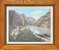 59020. Echo Cliffs, Grand River Canyon, Colorado