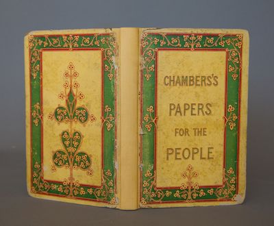 William and Robert Chambers, Edinburgh, 1850. Very good. 8 x 5 inches, 32 pages, printed boards, Reb...