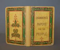 California: Bound in Chambers's Papers for the People, Volume IV