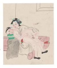 7 Japanese erotic watercolors