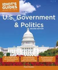 U. S. Government and Politics