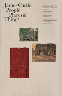 image of James Castle: People, Places & Things