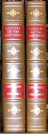 HISTORY, CIVIL AND COMMERCIAL OF THE BRITISH COLONIES IN THE WEST INDIES, IN TWO VOLUMES