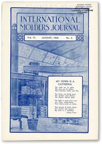 International Molders Journal. Vol. 71, no.8  (August 1935)