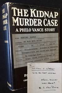 The Kidnap Murder Case: A Philo Vance Story
