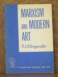 MARXISM AND MODERN ART