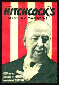 image of ALFRED HITCHCOCK'S MYSTERY - Volume 14, number 7 - July 1969