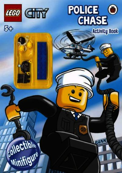9781409308867 - LEGO CITY: Police Chase Activity Book with