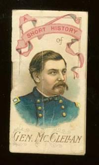 Short History of Gen. McClellan
