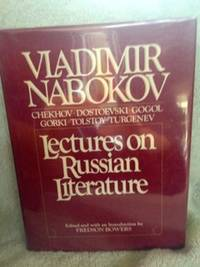 image of Lectures on Russian Literature