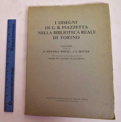 Turin, Italy: Istituto Poligrafico Dello Stato, 1969. Softcover. VG. covers have smudges, edge & she...