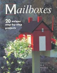 Mailboxes : 20 Unique Step-by-Step Projects by G. E. Novak - Paperback - 1997 - from ThriftBooks and Biblio.co.uk