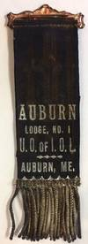 View Image 3 of 3 for Auburn Lodge, No. 1 / UO of IOL / Auburn, ME  Inventory #246582