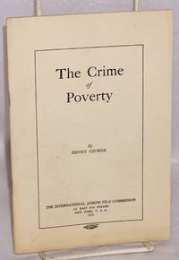 image of The Crime of Poverty
