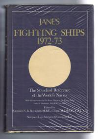 Jane's Fighting Ships 1972-73. Founded in 1897 by Fred T Jane. Seventy-fifth year of issue. The standard reference of the world's navies